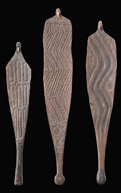 Aboriginal-Spear-thrower-s