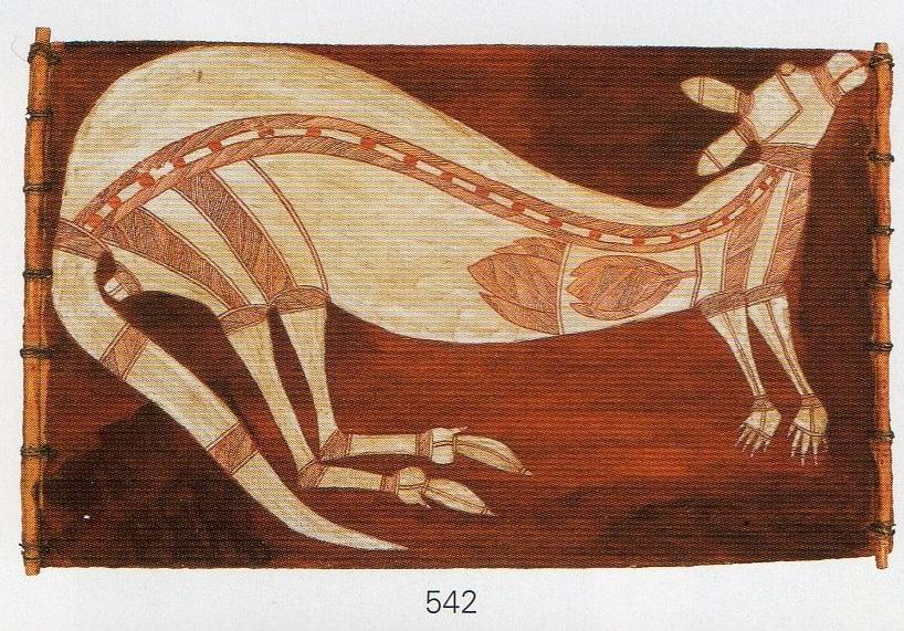 Dick Murra Murra kangaroo