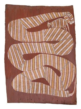 Mick Kubarku snake