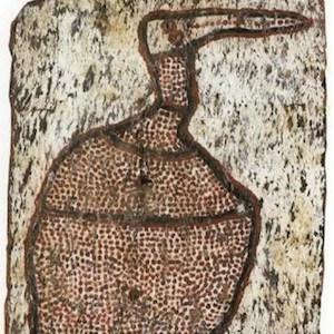 Mickey Bungkuni aboriginal art