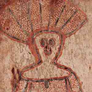 Mickey Bunguna aboriginal art