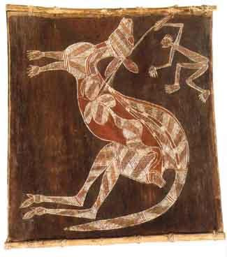 BOBBY NGANJMIRRA