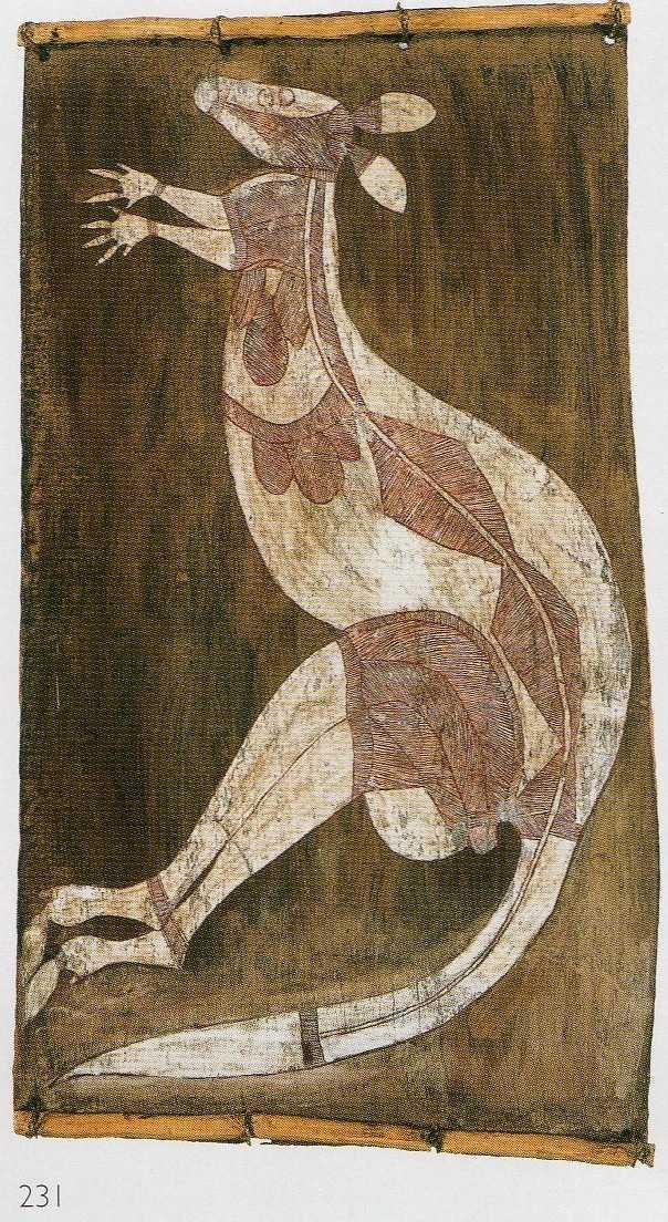 Nabadayal Kangaroo