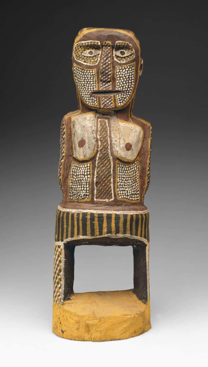 Apuatimi aboriginal sculpture