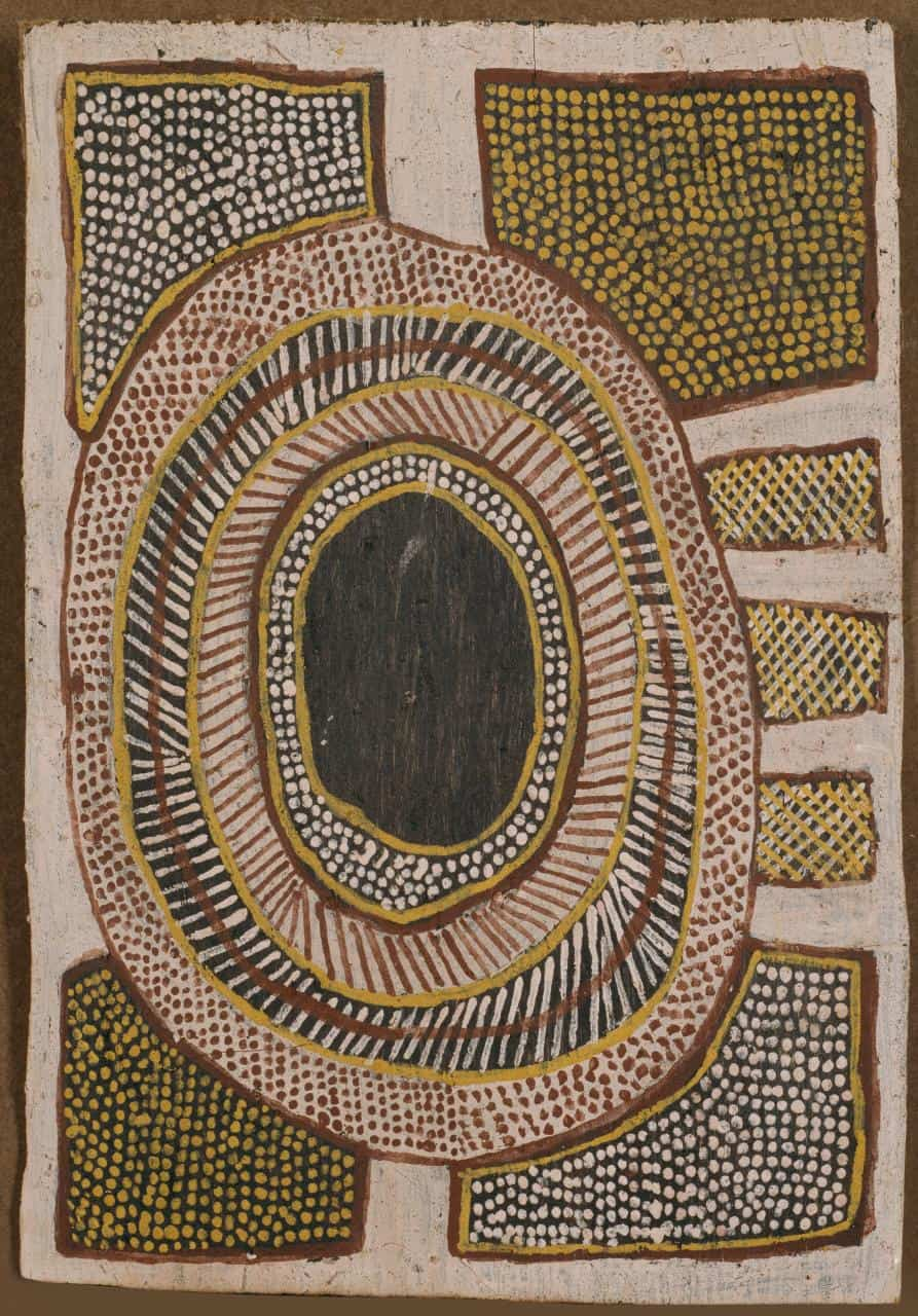 Apuatimi bark painting
