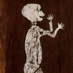 bark painting by DJAMBALULA