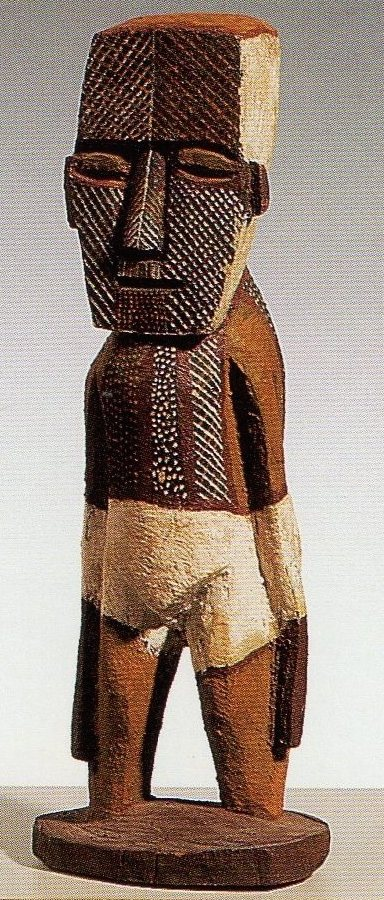 Declan Apuatimi male figure