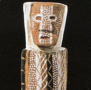 aboriginal sculpture by Teeampi-Ripijingimpi