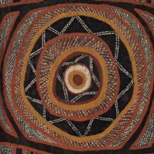 Ali Mungatopi painting