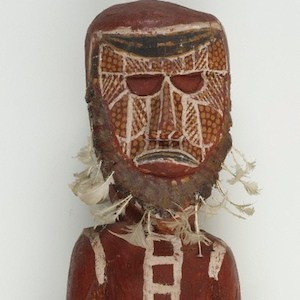 tiwi sculpture by ILLORTAMINI