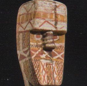Mani Luki Wommatakimmi sculpture detail