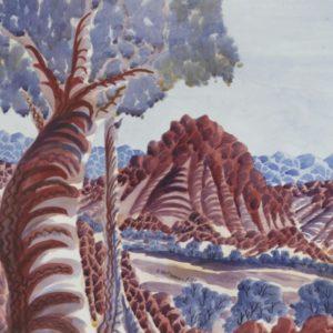 Otto Pareroultja painting
