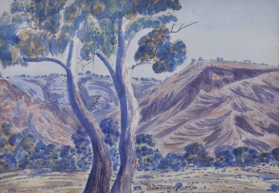 Otto Pareroultja MacDonald ranges