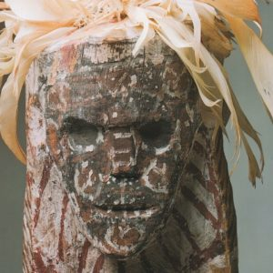 Tiwi figure