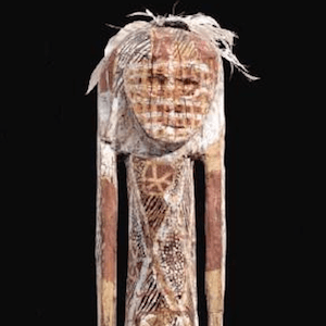sell aboriginal sculpture aboriginal sculpture value