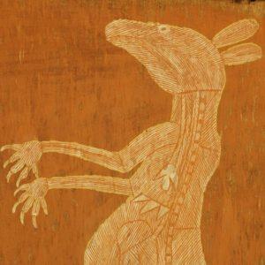 Dick Murra Murra Red Kangaroo