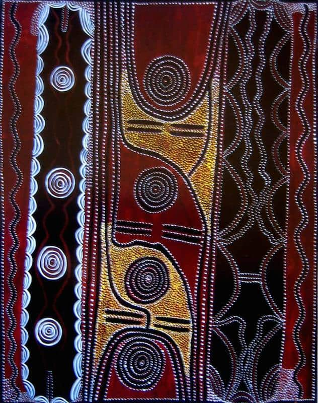 Billy Stockman Djapaltjarri 30