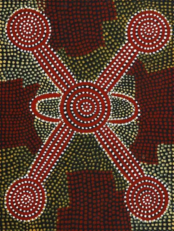 Billy Stockman Japaltjarri 9