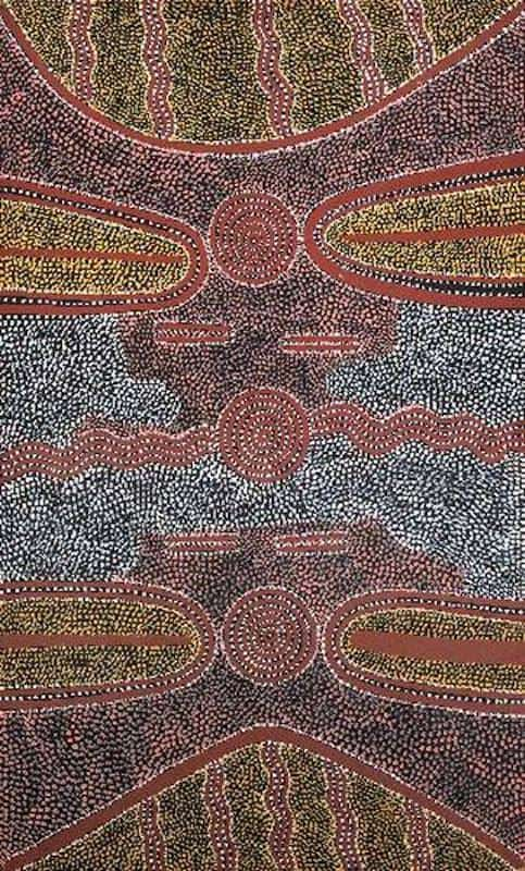 Billy Stockman Tjapaltjarri 1