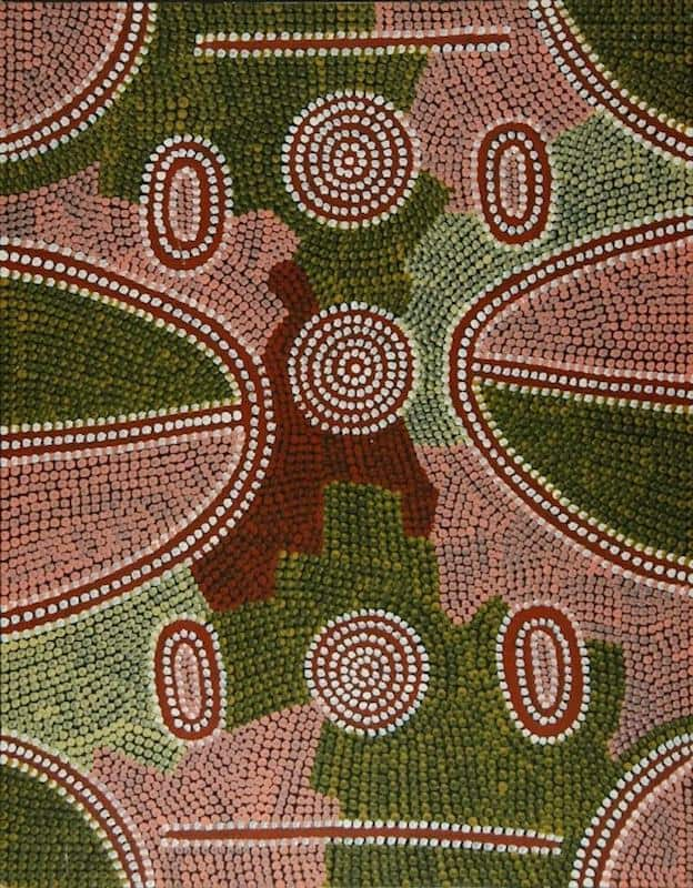 Billy Stockman Tjapaltjarri 16