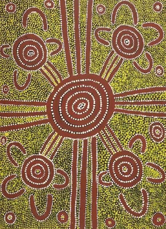 Billy Stockman Tjapaltjarri 17