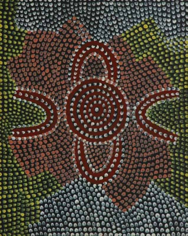 Billy Stockman Tjapaltjarri 19