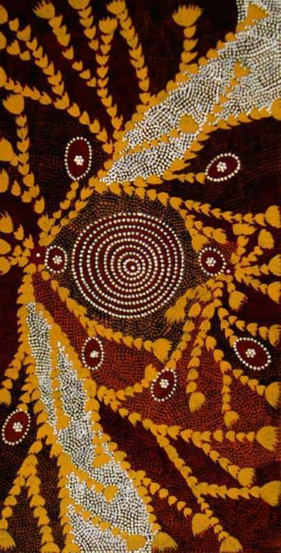 Billy Stockman Tjapaltjarri 20