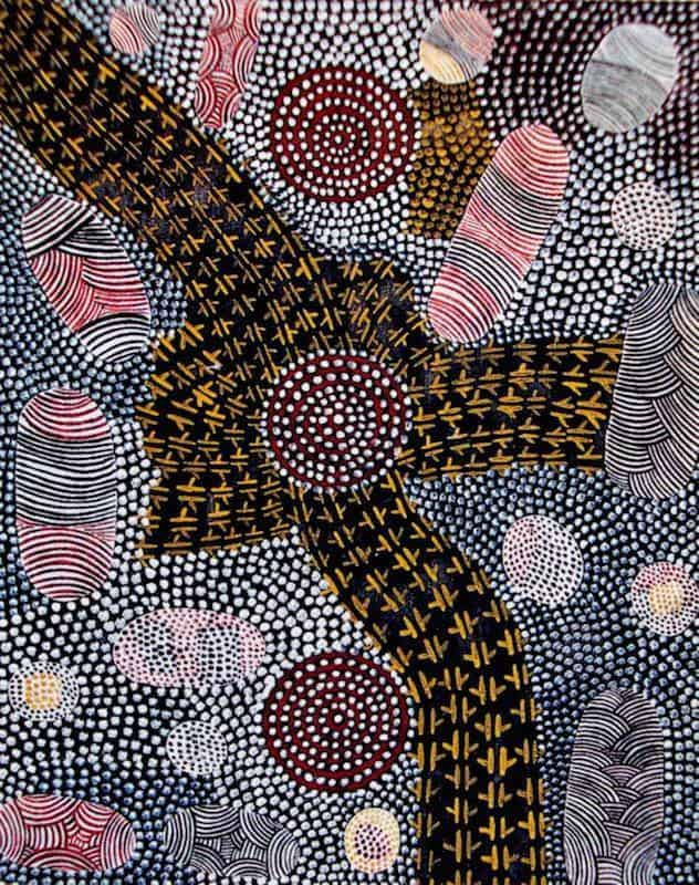 Billy Stockman Tjapaltjarri 22