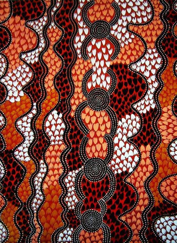 Billy Stockman Tjapaltjarri 25