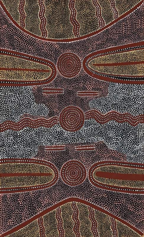 Billy Stockman Tjapaltjarri 28
