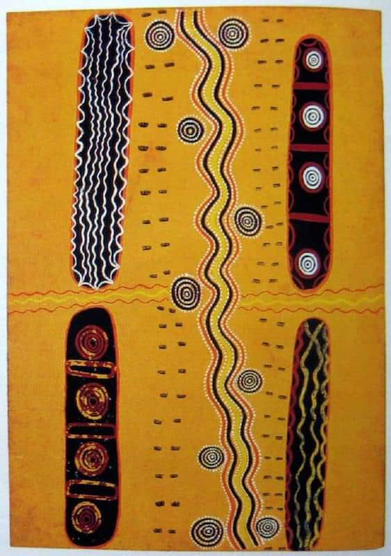 Billy Stockman Tjapaltjarri 31