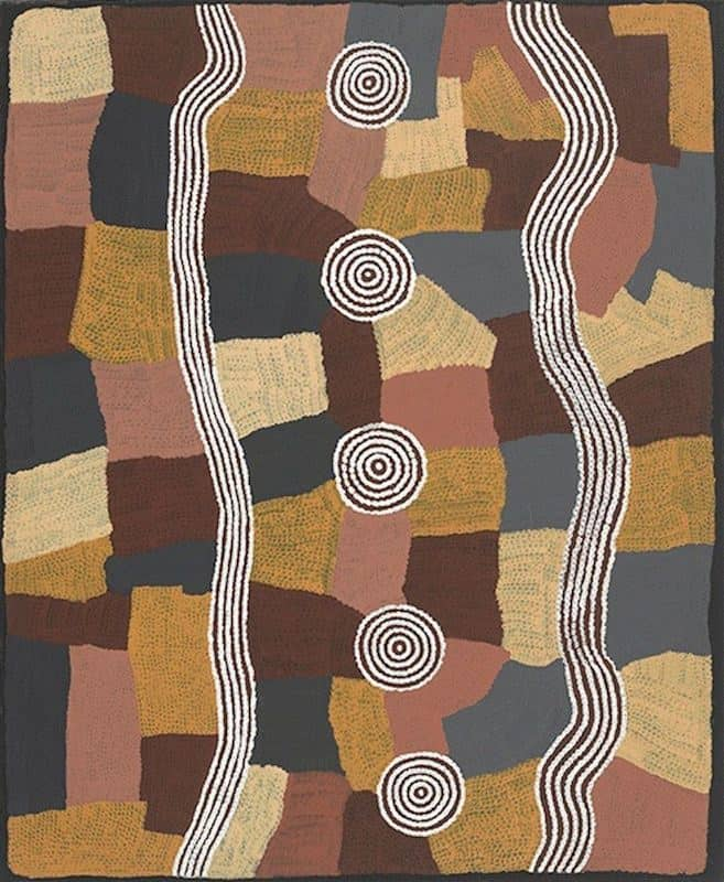 Billy Stockman Tjapaltjarri 32
