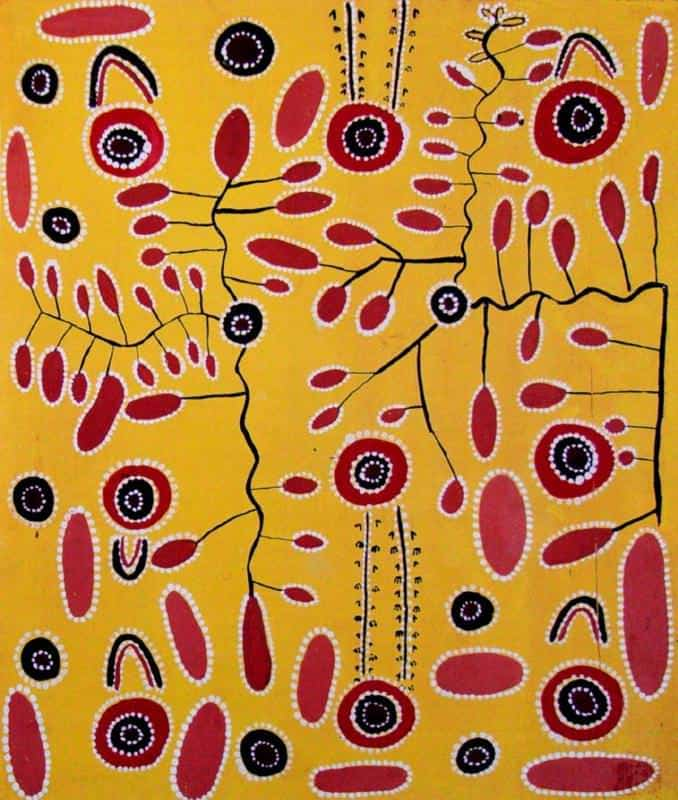 Billy Stockman Tjapaltjarri 33