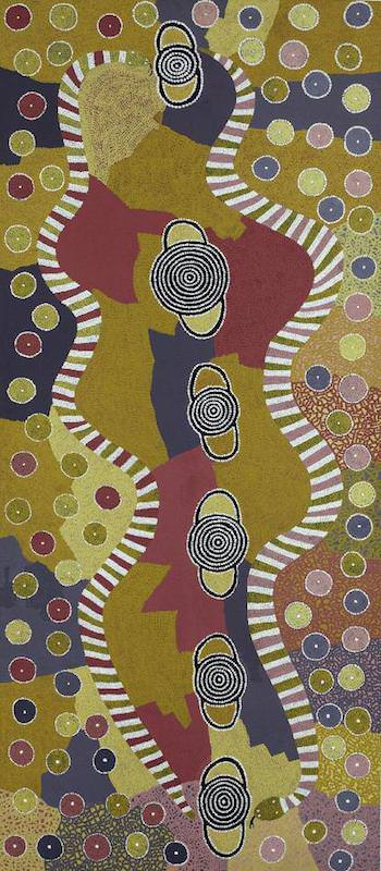 Billy Stockman Tjapaltjarri. 34