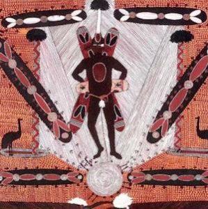 sell aboriginal art Clifford Possum Tjapaltjarri