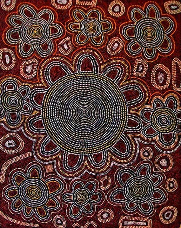 Freddy West Tjakamarra 11 79x61 1999 copy