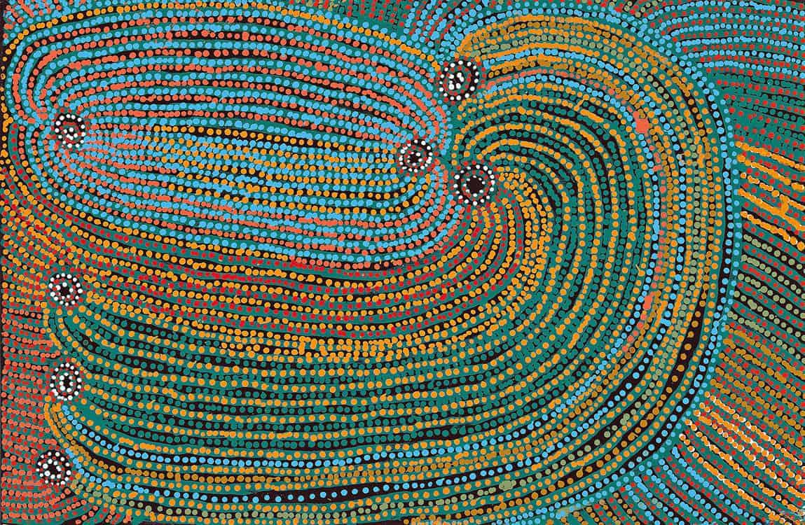 Aboriginal Dot Art Sell Aboriginal Dot Art Meaning Dots In