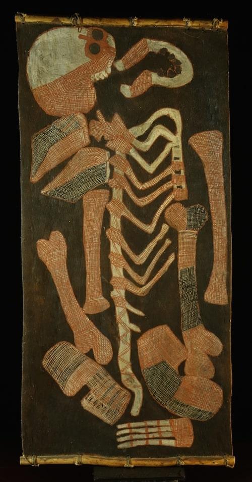 Nabardayal Skeleton