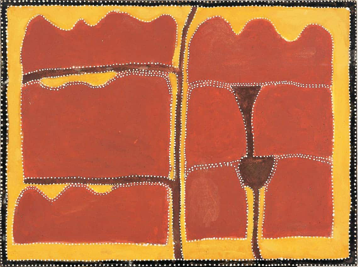 Queenie McKenzie aboriginal art