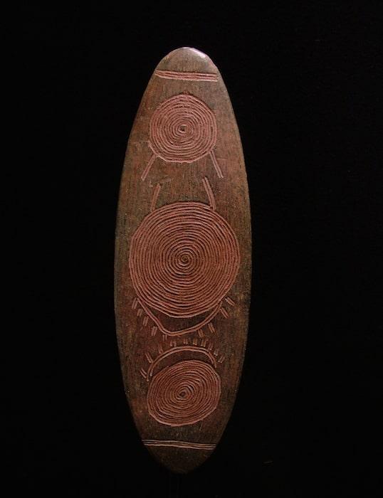 Aboriginal tjuringa