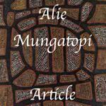 Alie Mungatopi