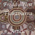 Freddy West Tjakamarra