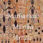 Mathaman Marika
