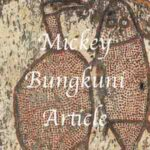 Mickey Bungkuni