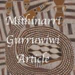 Mithinarri Gurruwiwi