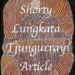 Shorty Lungkata Tjungurrayi