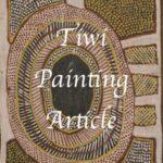 Tiwi painting