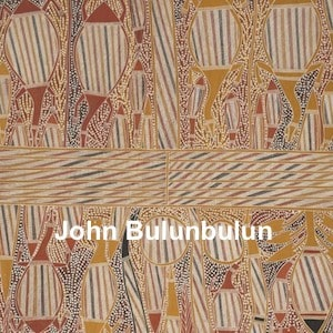 John Bulunbulun
