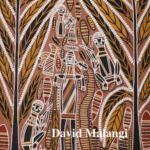 David Malangi Manarrngu mortuary rites