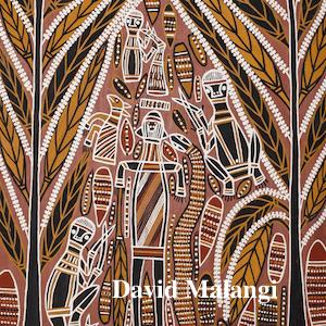 David Malangi